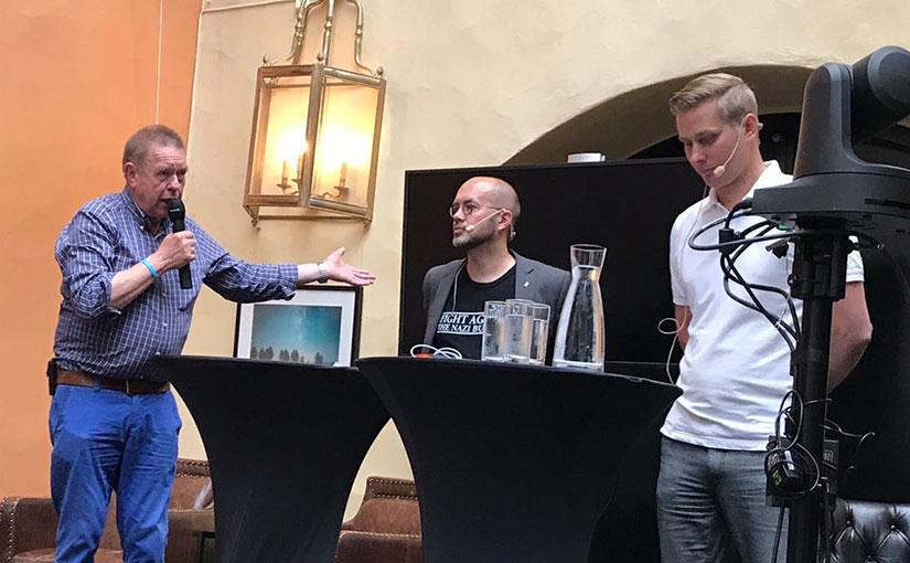 Lungcancerpodden Live från Almedalen – Avsnitt 39